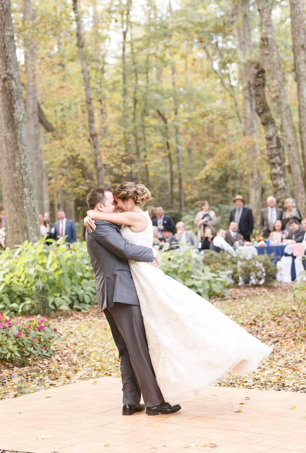 gardens at serenity cove richmond virginia wedding photos