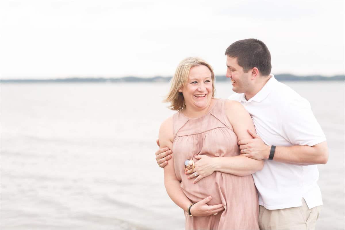 gloucester summer maternity photos