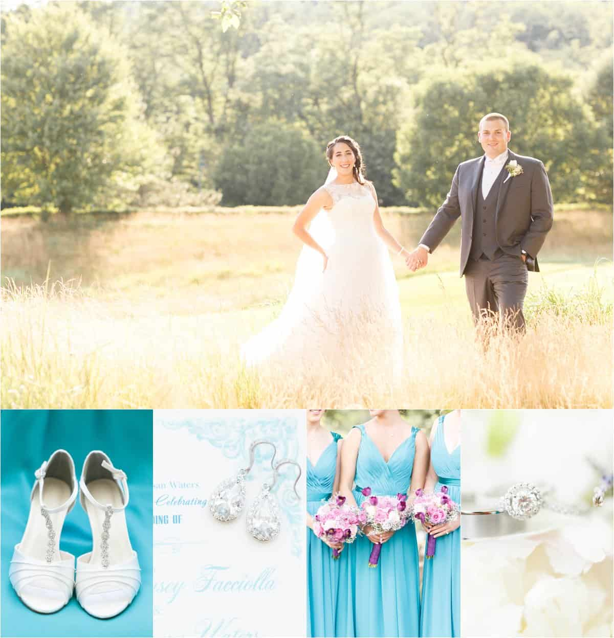 jericho national golf club new hope pennsylvania wedding photos