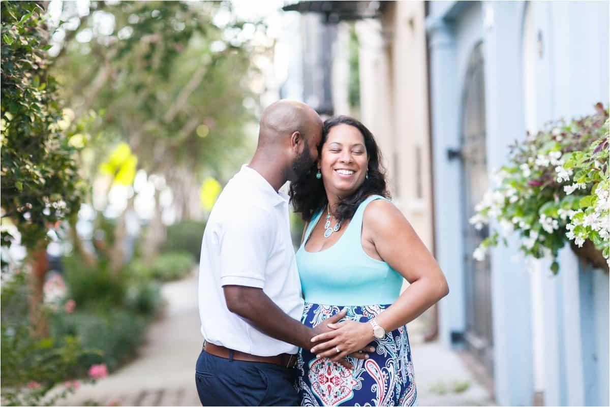 charleston south carolina maternity photos