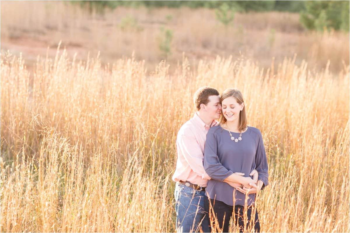 farmville virginia engagement photos