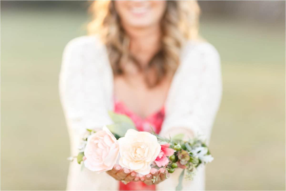 paper flowers richmond va wedding photographer