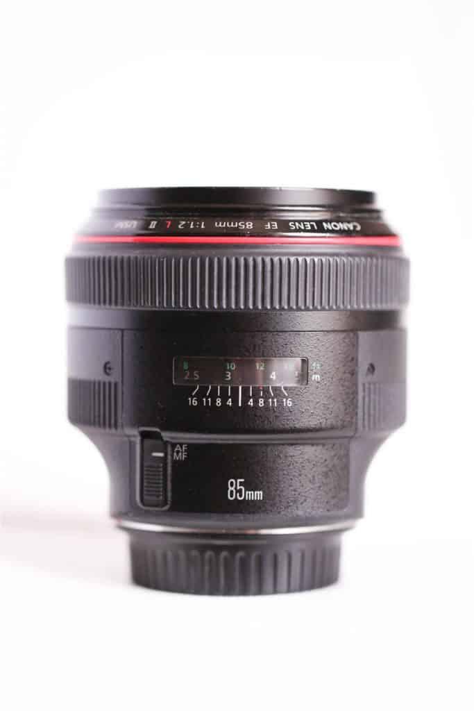 photography lenses for weddings