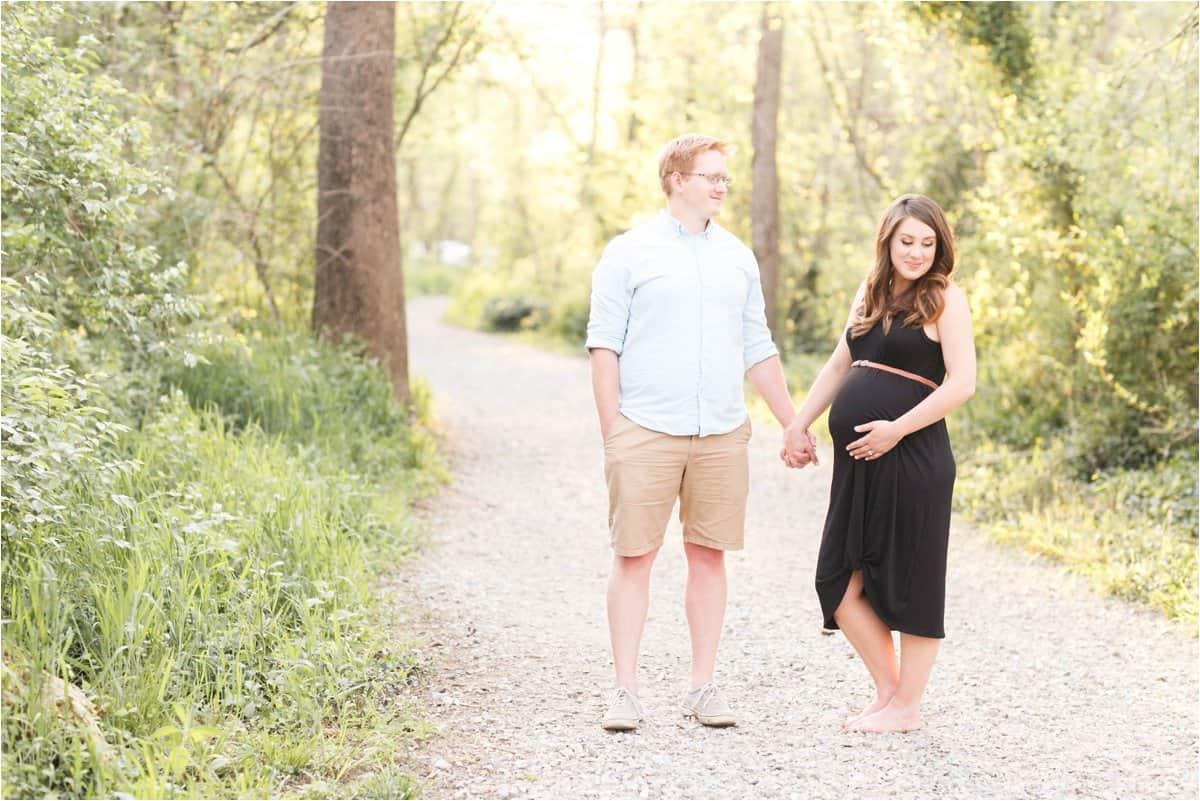 richmond virginia maternity photos
