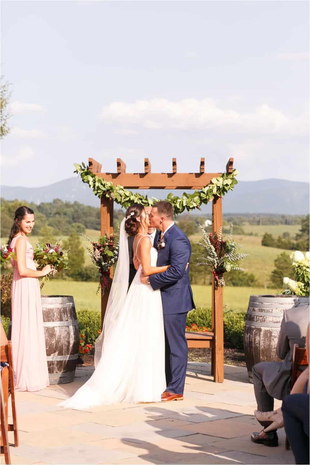 crosskeys vineyards wedding photos