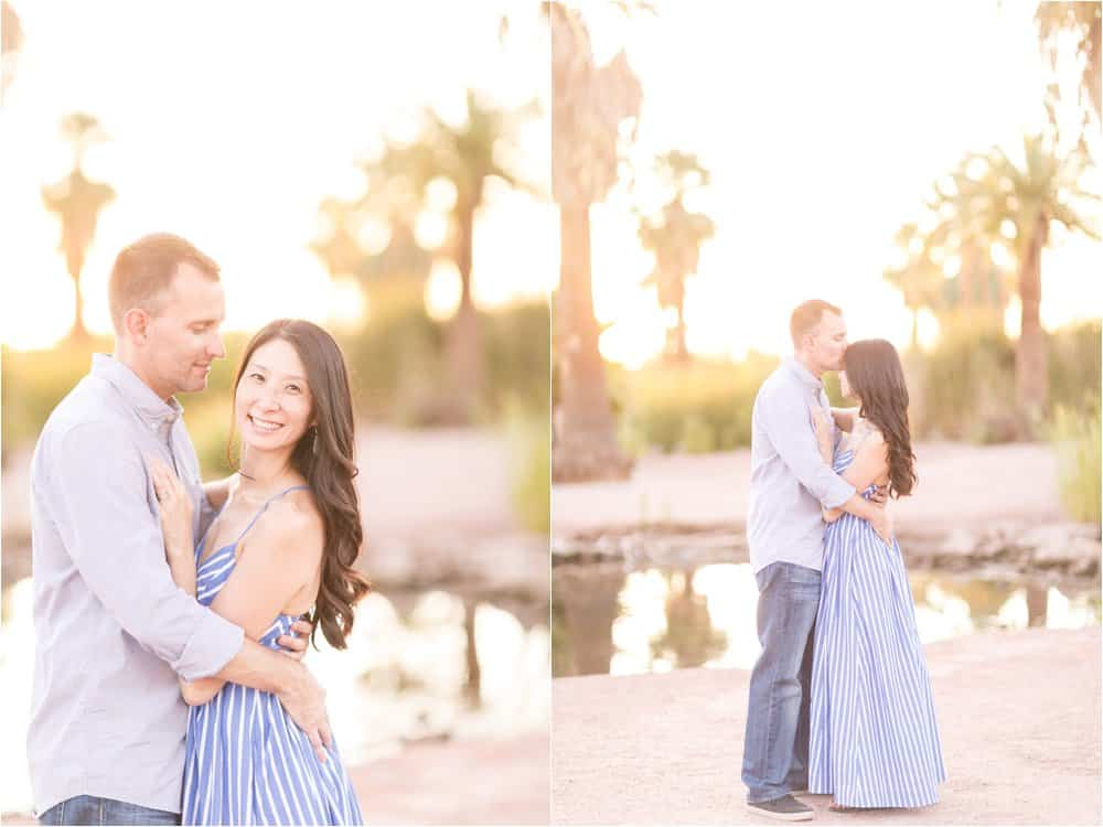 hole in rock arizona engagment photos