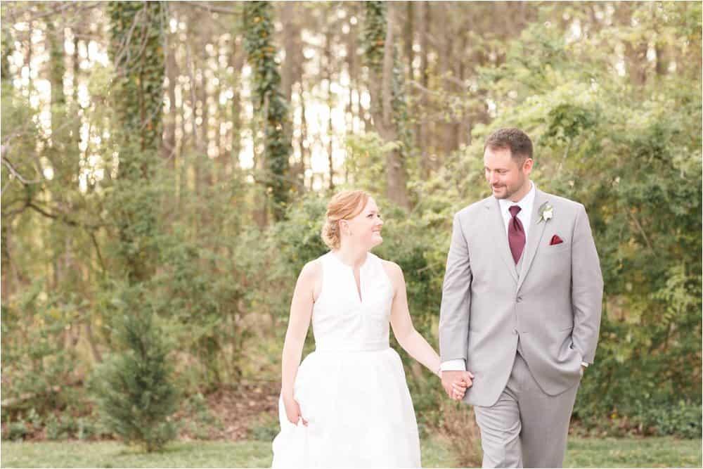 historic mankin mansion wedding photos