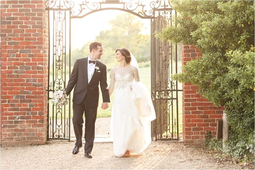 westover plantation wedding photos