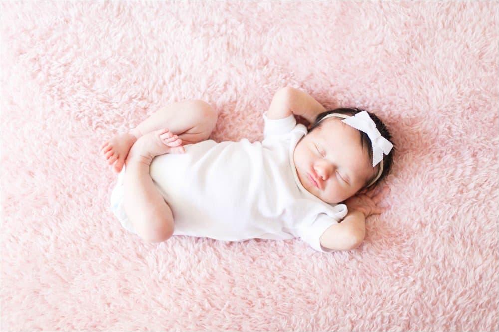 newborn photos and nursery photos