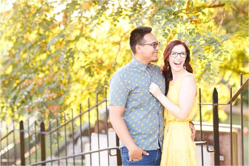 richmond virginia engagement photos