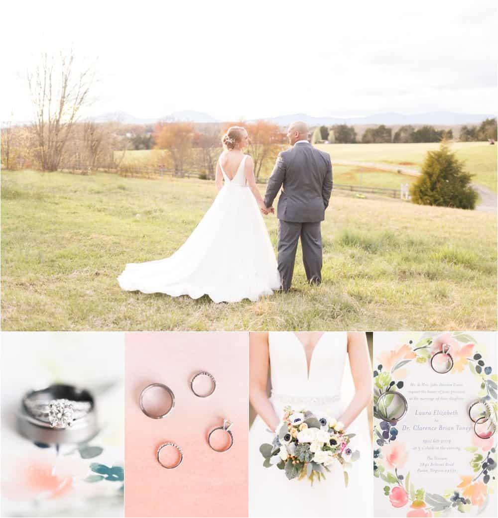 the trivium estate forest virginia wedding photos