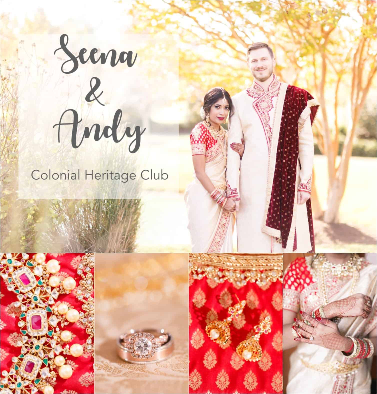 colonial heritage country club indian wedding williamsburg virginia wedding