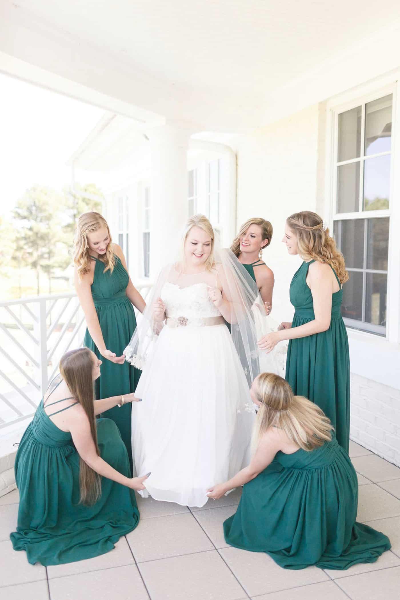 Independence Gold Course Wedding Photos | Richmond, Virginia