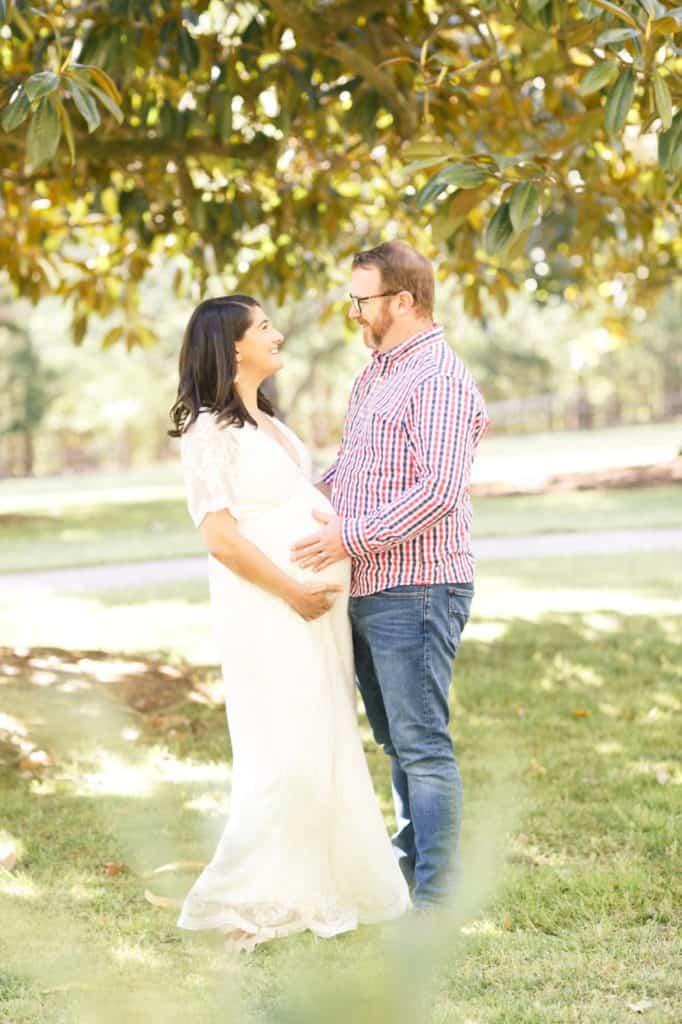 celebrations at the reservoir midlothian virginia wedding photos maternity photos
