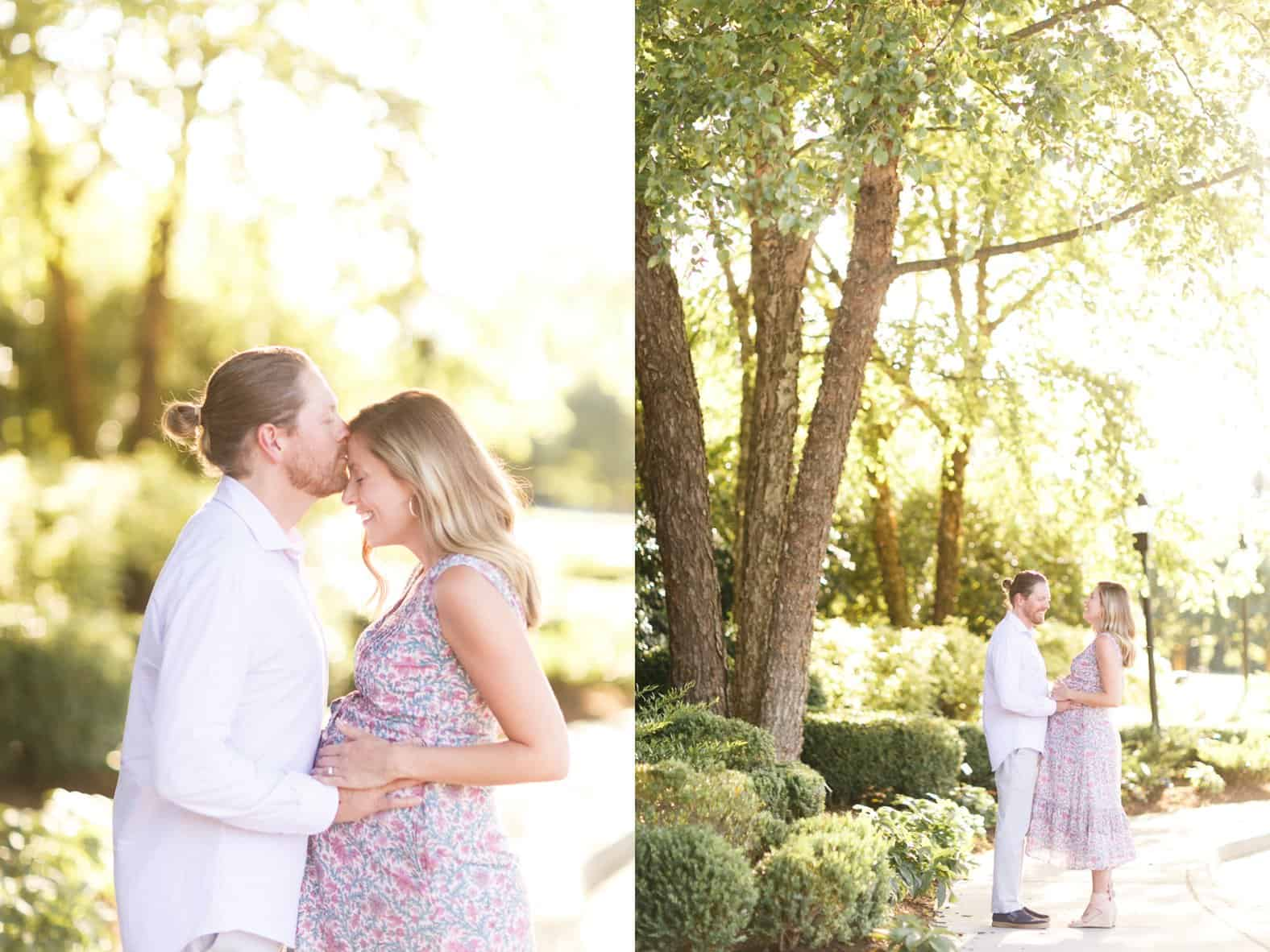 richmond virginia country club of virginia maternity photos