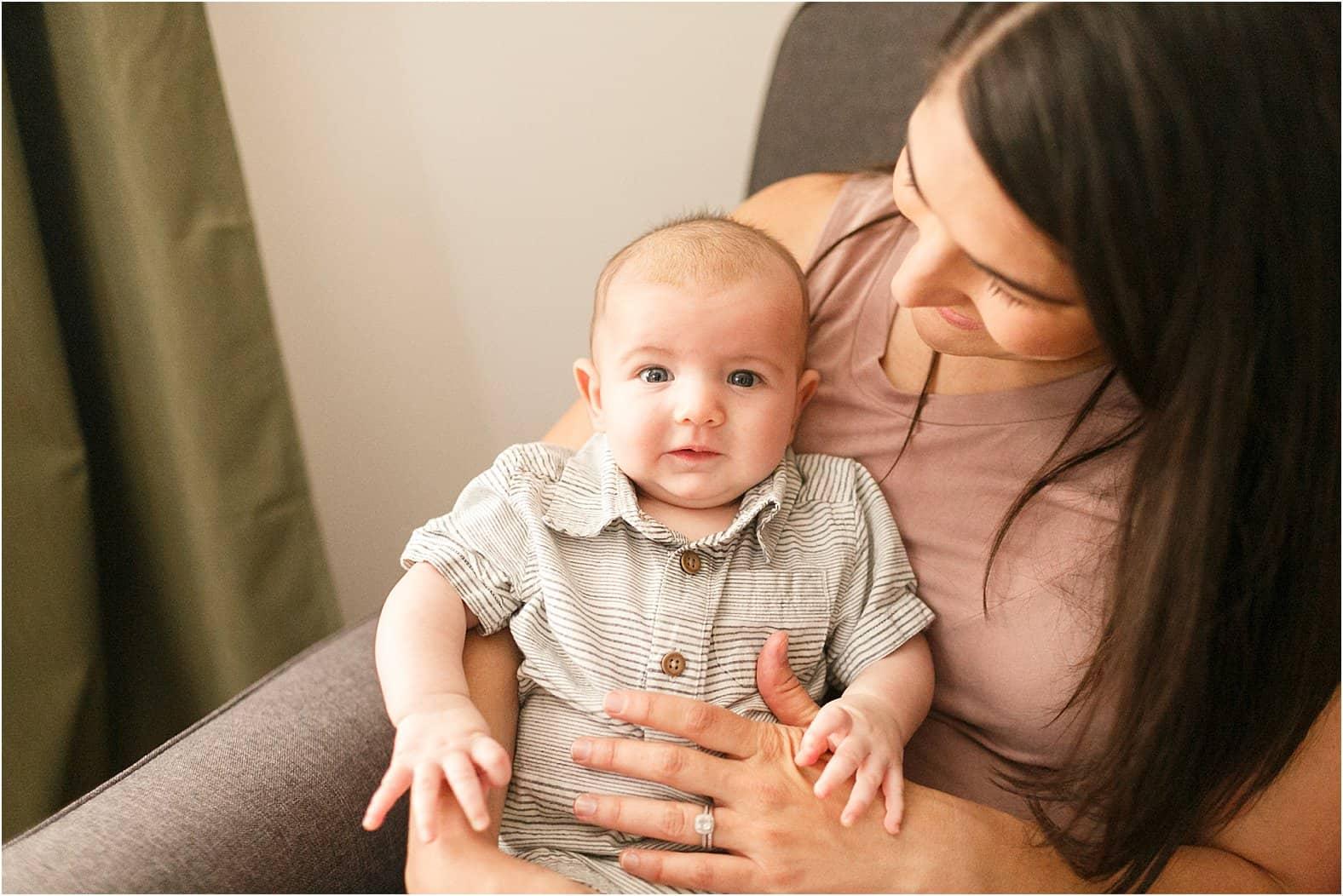richmond virginia newborn portrait photos