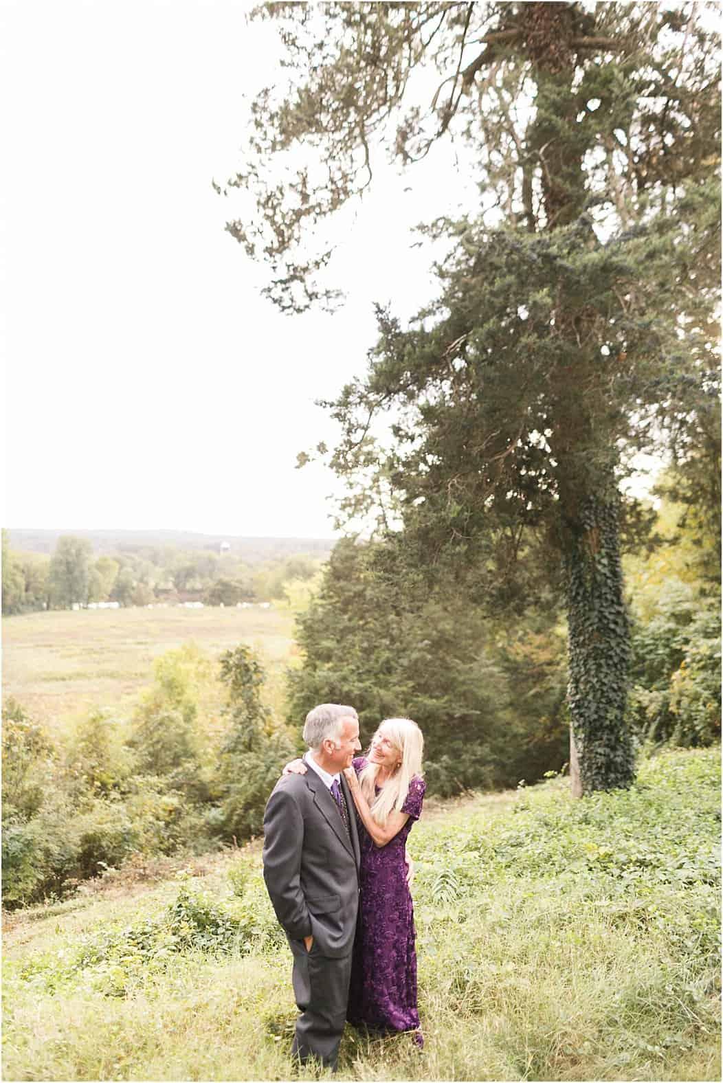 historic tuckahoe engagement photos